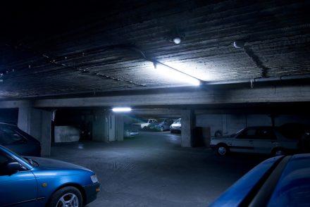 condo underground carpark