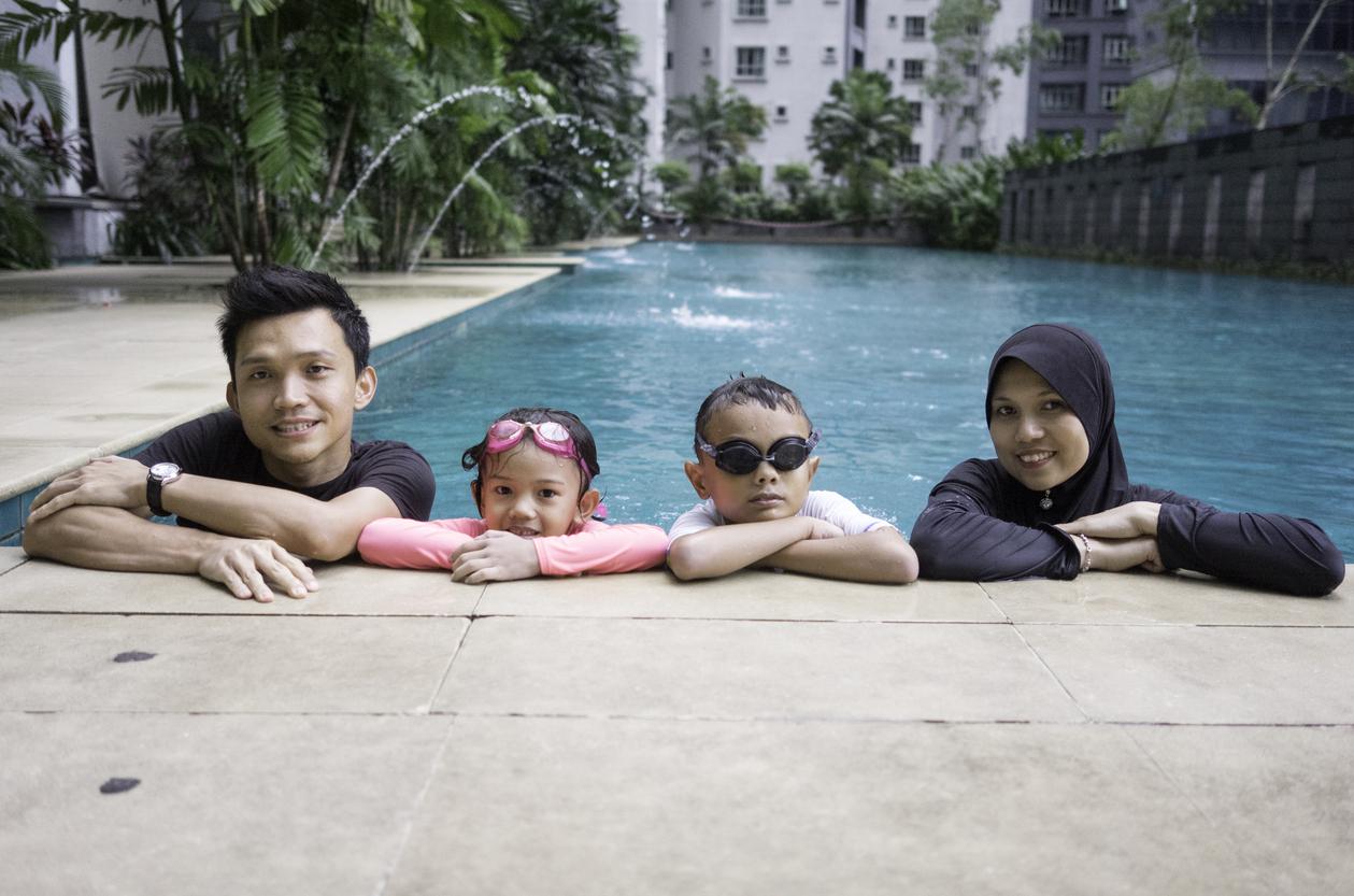 family condo living