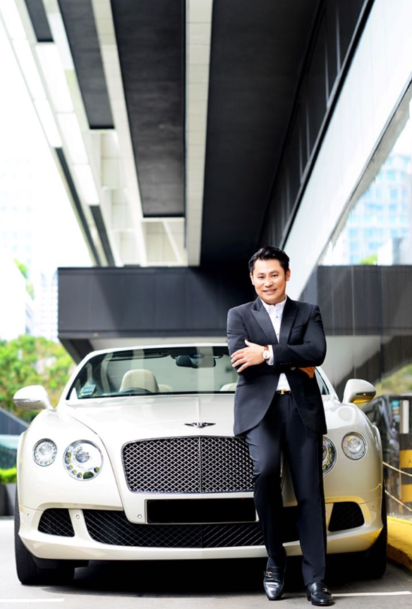 Veteran property agent Lewis Ho, Managing Director of LHG Properties