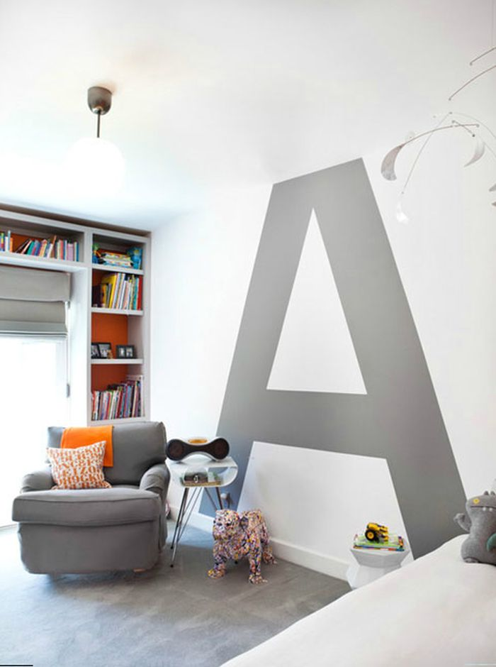 3 Typography Paint Ideas