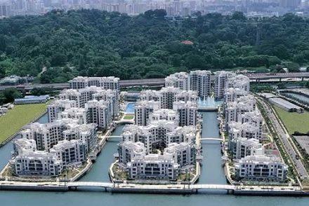 Singaporean dream condo