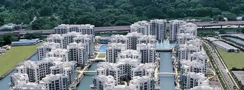 Singaporean dream condo