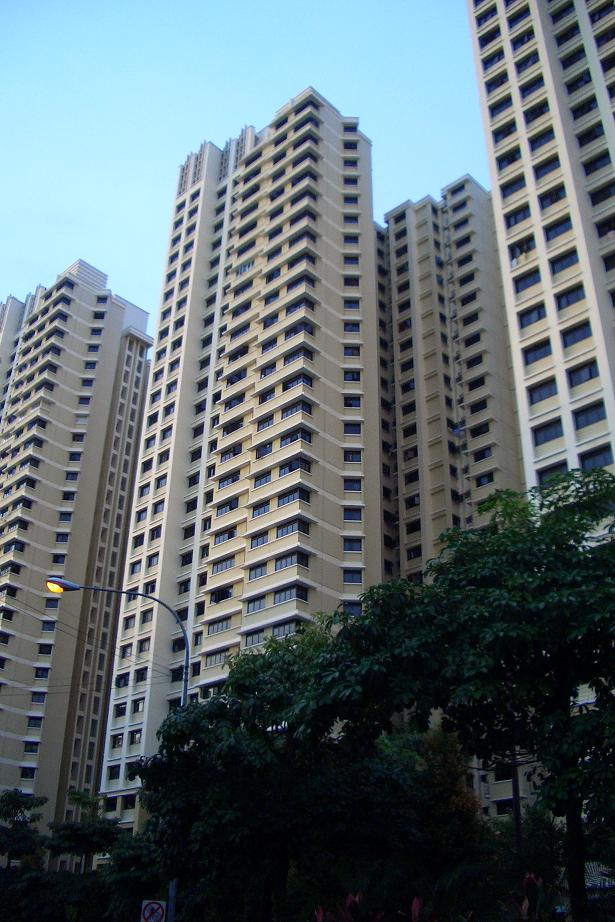 Cantonment Towers