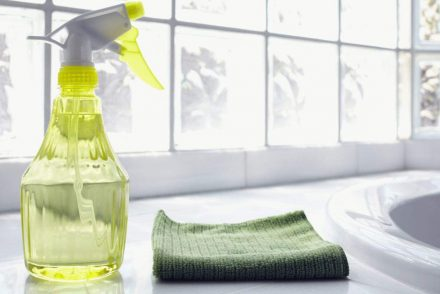cleaning hacks for home