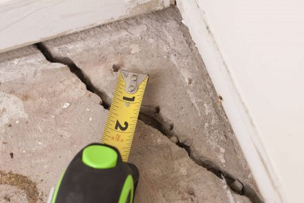 home defects in new property