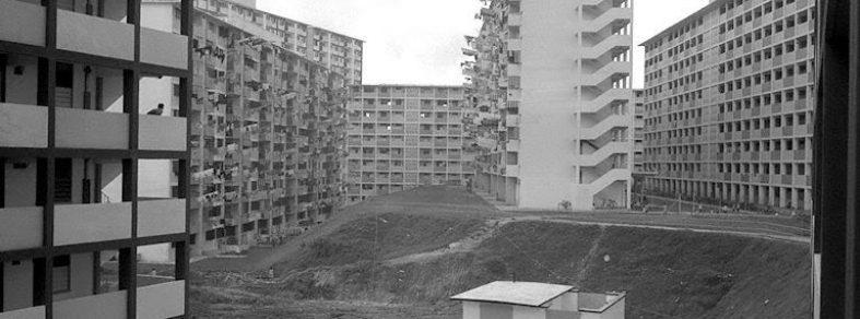 HDB flat design through decades
