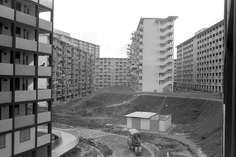 Hdb flat designs through the decades then vs now for Design company singapore