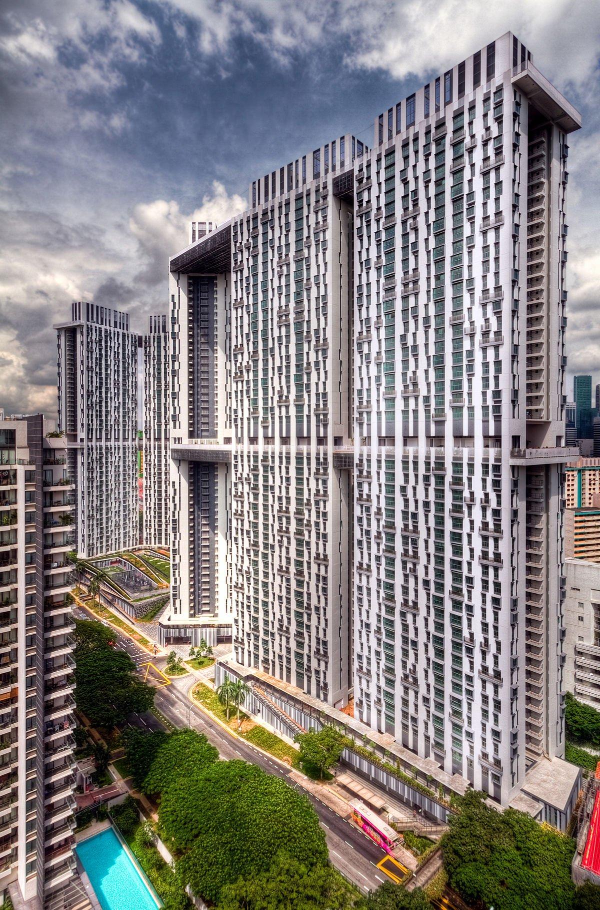 HDB flat modern design