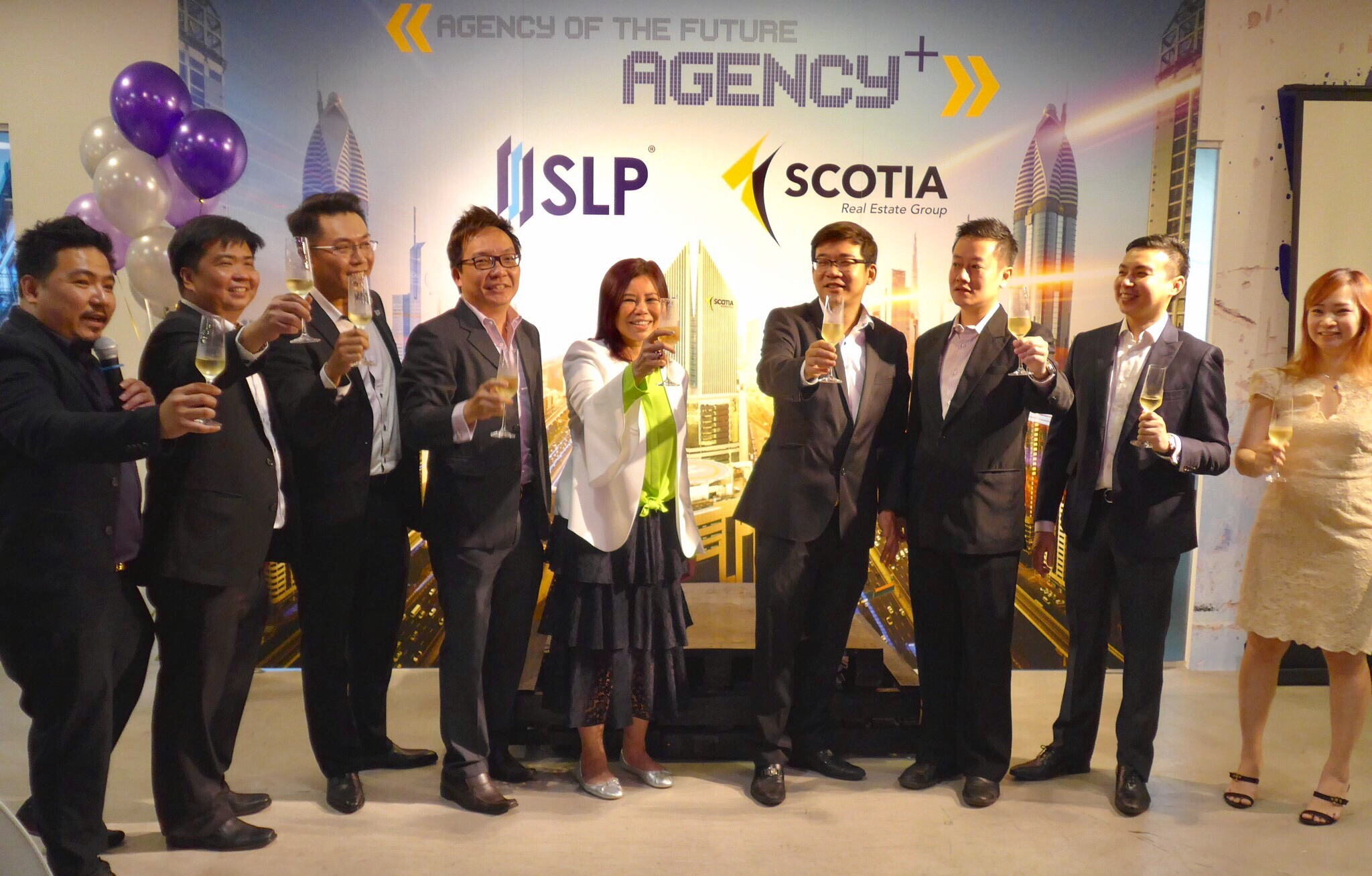 SLP SCOTIA agency of future
