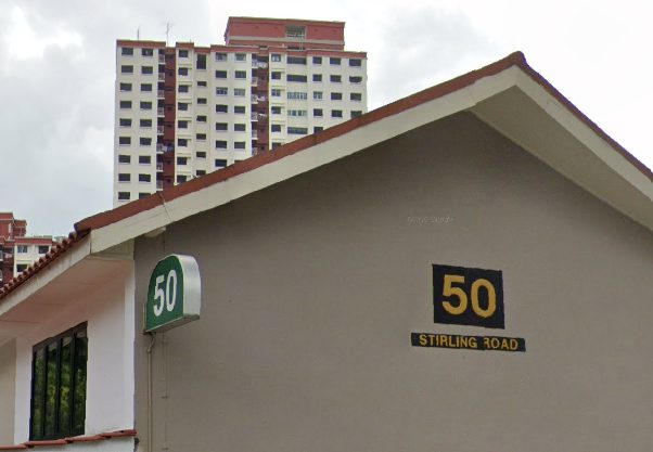 queenstown hdb terrace block number