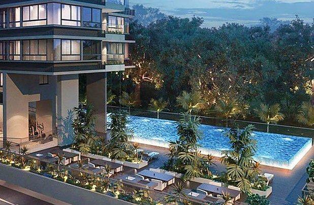 Regent Residences condominium