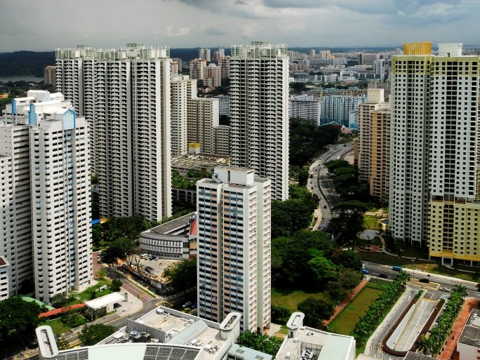 Toa Payoh new town