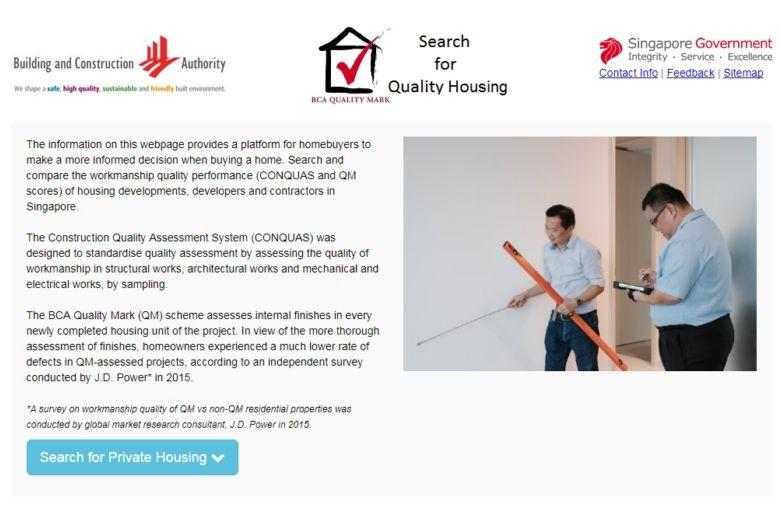 quality scores database