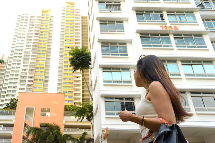 house hunting tiong bahru flats CEA