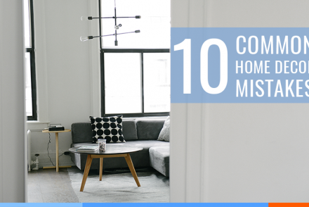 common home decorating mistakes cover