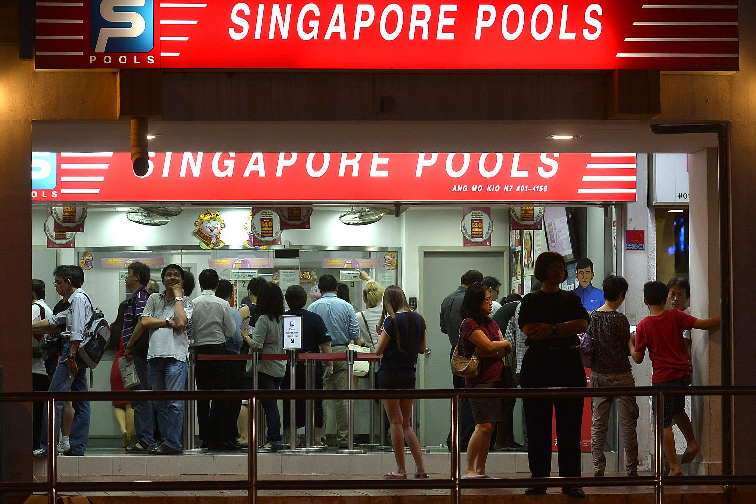 Huat ah: live near these incredibly auspicious Singapore Pools ...