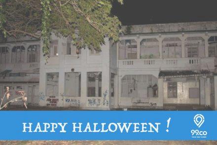 happy halloween property