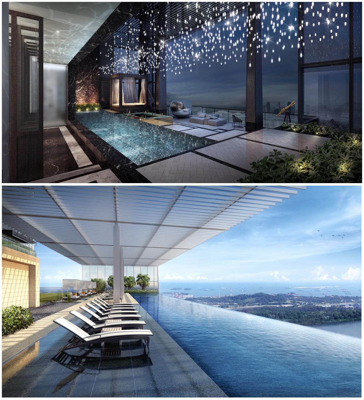 walliach residences penthouses