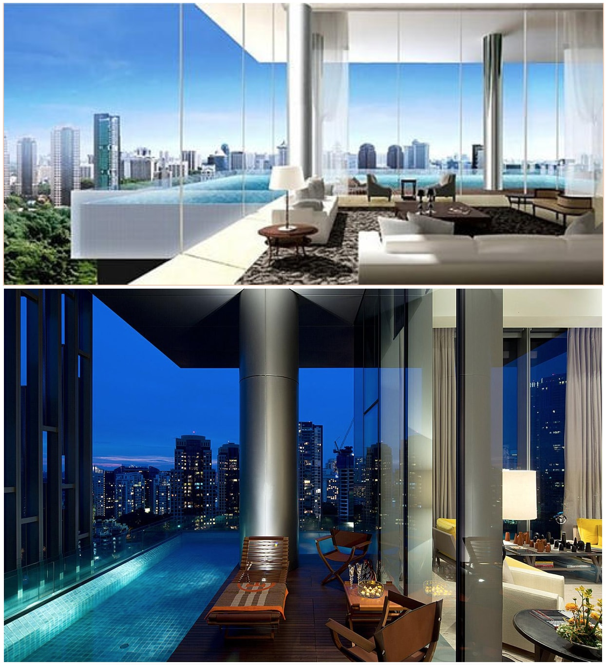 the marq penthouses