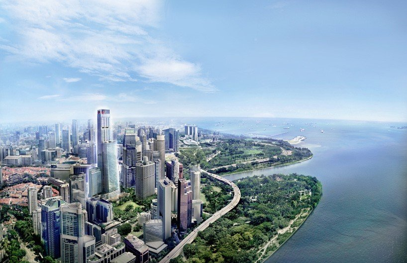 Up up and away the 4 tallest buildings in singapore - Singapore tallest building swimming pool ...