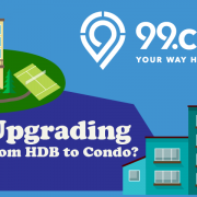 hdb flat upgrade condo