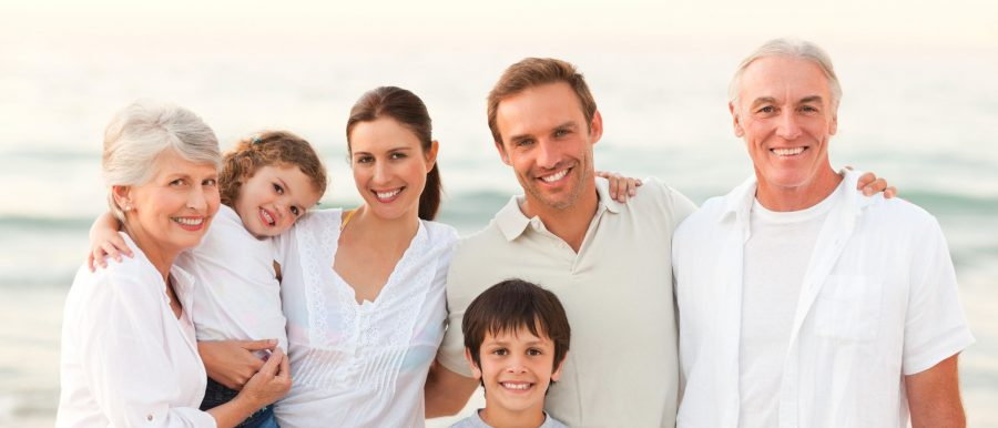 multi generation living home