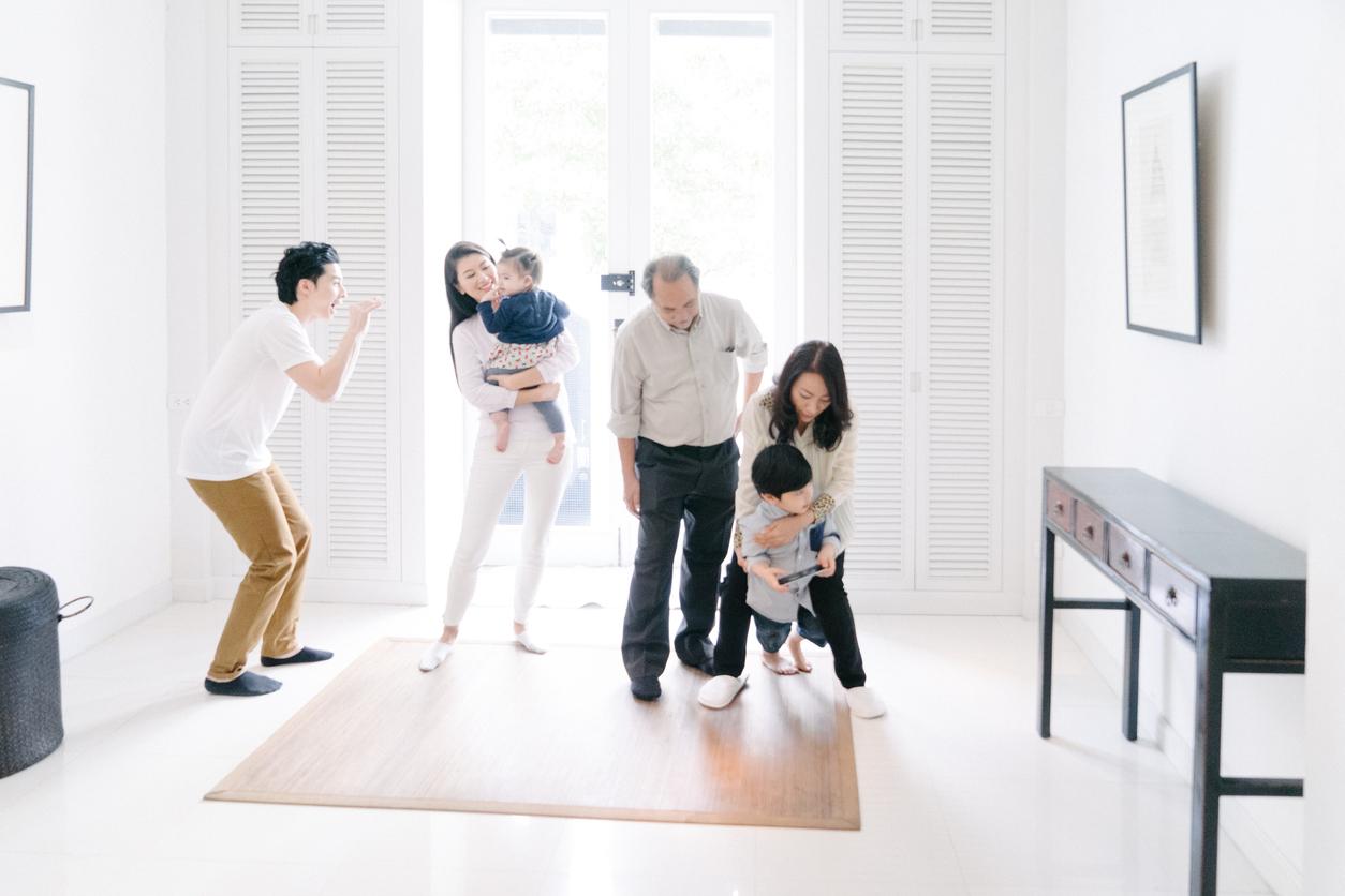 multi generational property