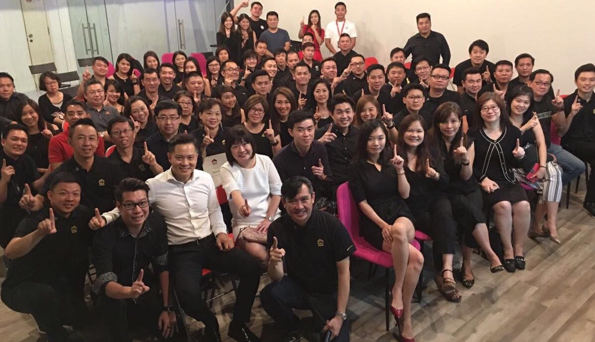 Some of Pinnacle Group's agents