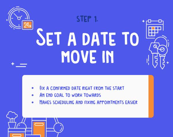 move in date