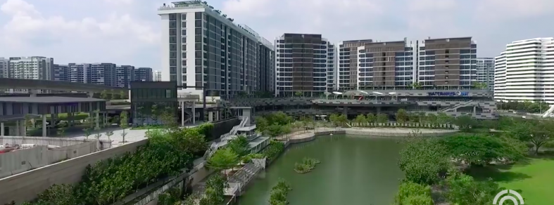 north-east singapore waterway