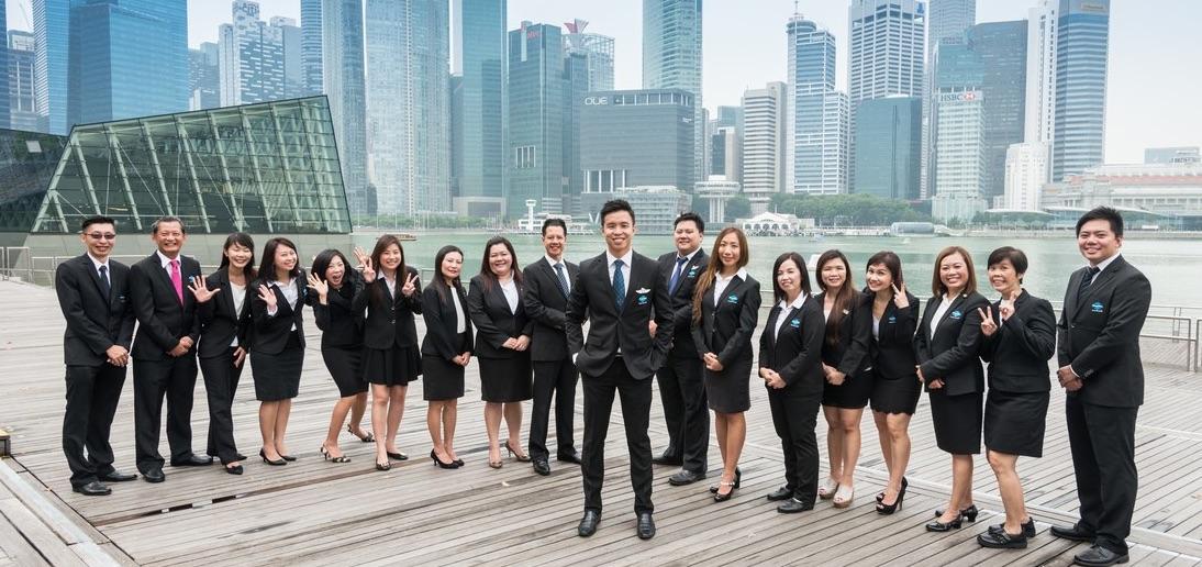agent success melvin adrian team photo