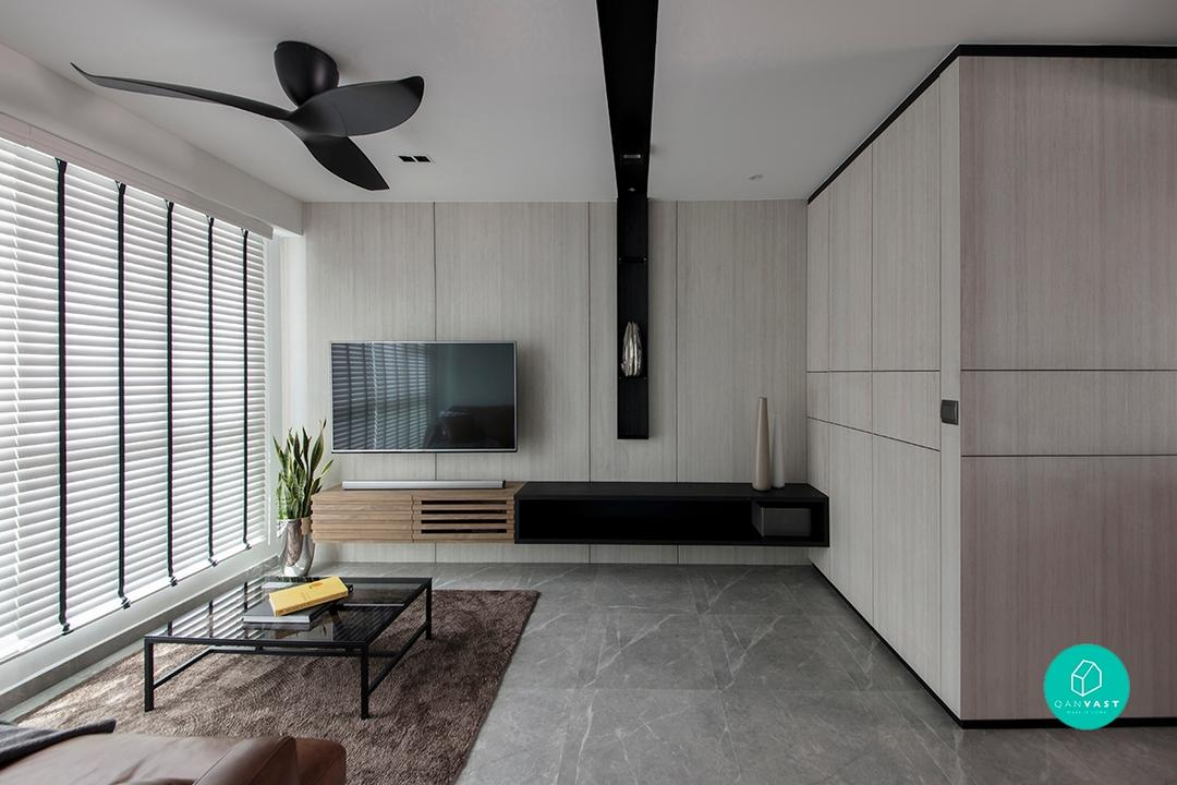 4-Room HDB Designs That Aren't Your Cookie-Cutter Home - 99.co