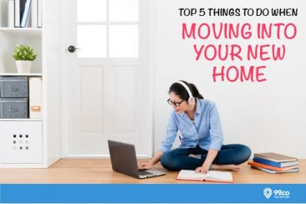 top 5 things moving new home cover