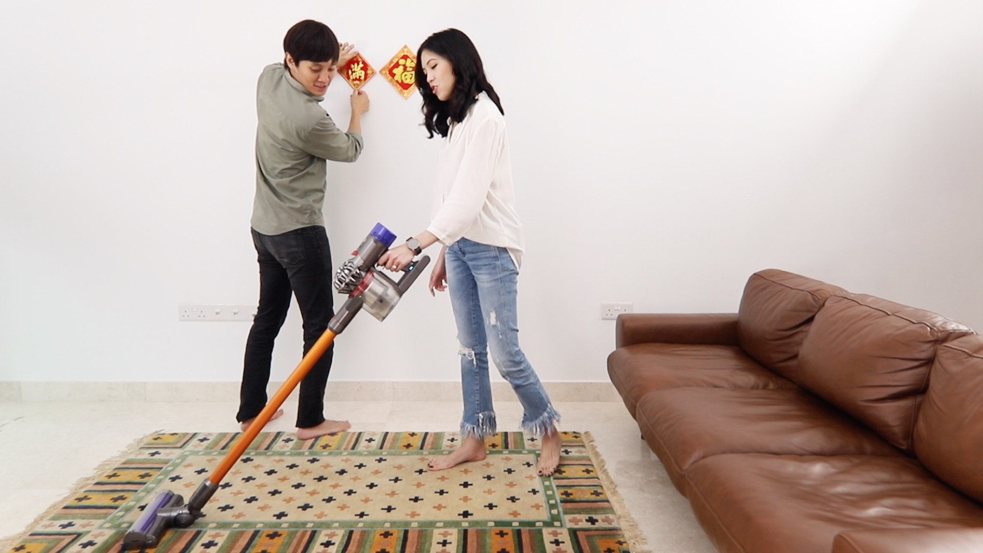 Spring Cleaning with Dyson