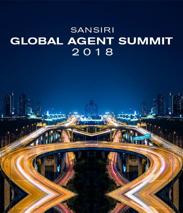 sansiri global agent summit 2018