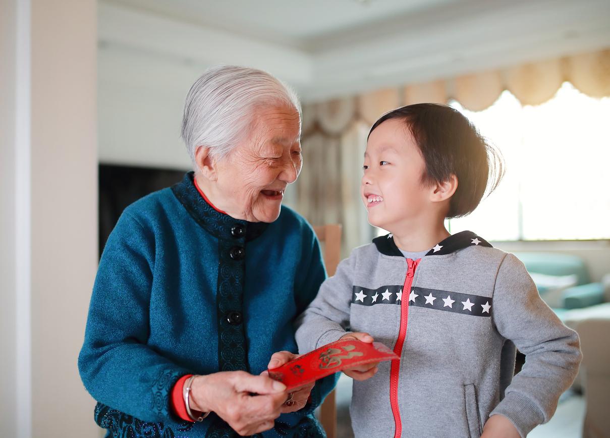 ang bao chinese new year