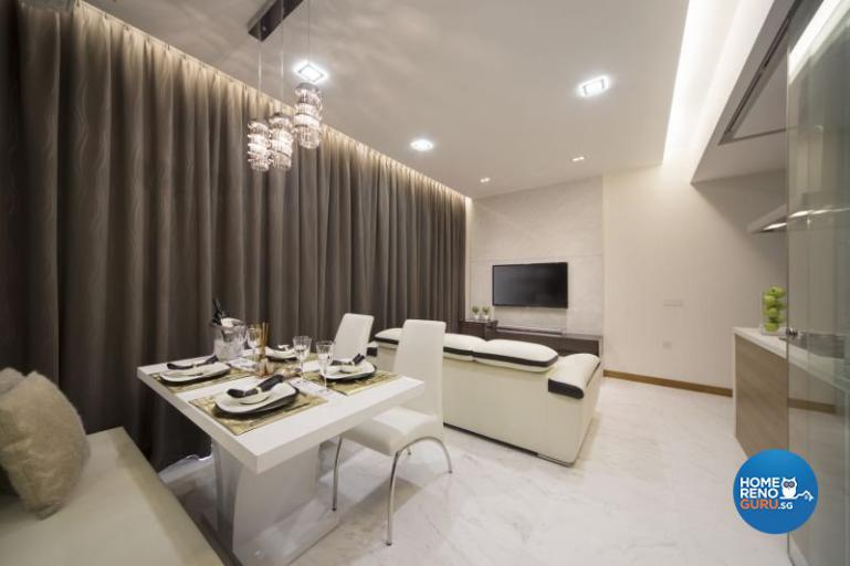 Dinner Home Dining Room