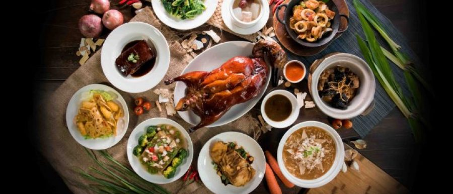 reunion dinner cny 2018