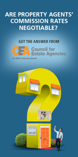 CEA - Are Property Agents' Commission Negotiable?