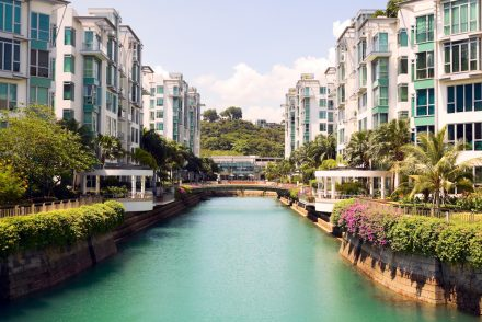 Singapore condo is an investment property
