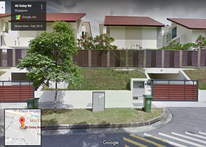 40 oxley road