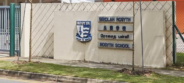 rosyth school