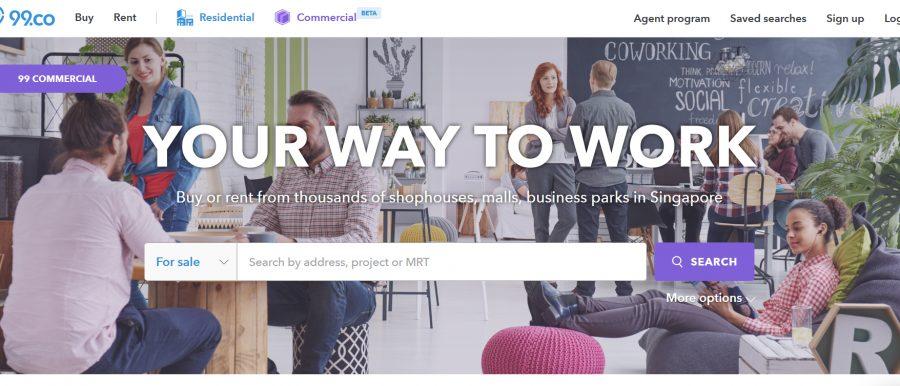 99dotco commercial portal online