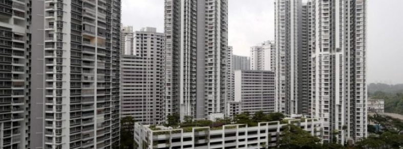 HDB resale prices recovery