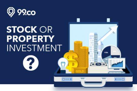 money stock property investment