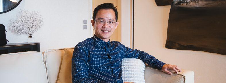 Harry Zeng PNG Luxury team