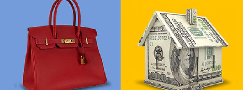 Birkin bag property investment