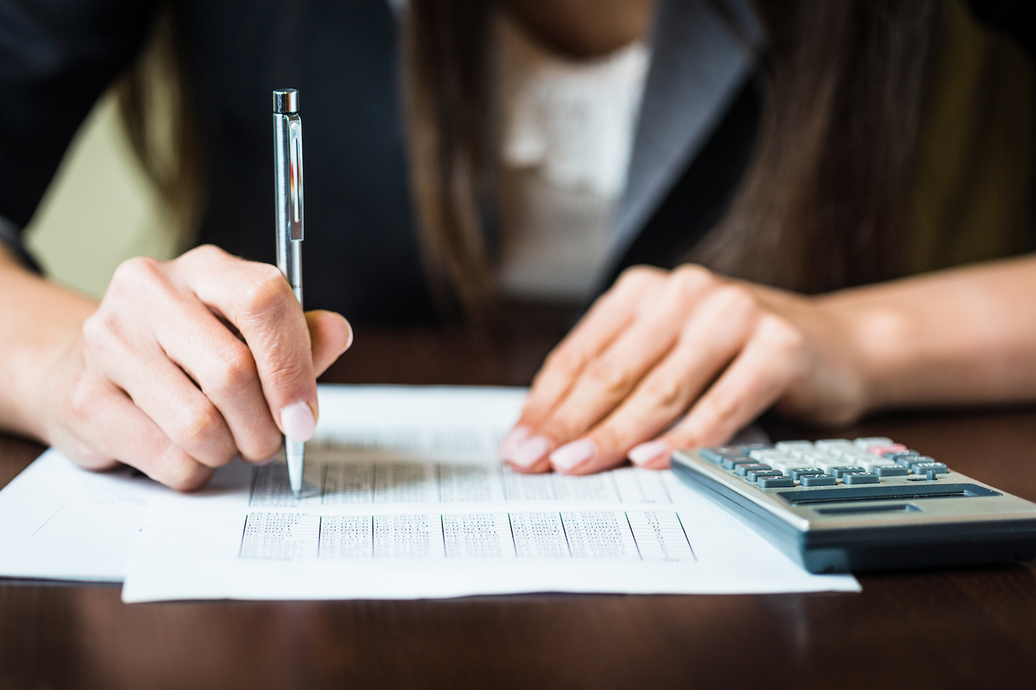 calculate rental yield deductions