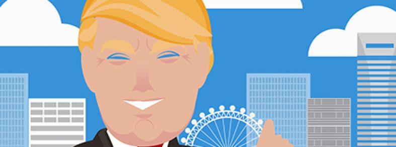 Donald Trump in Singapore