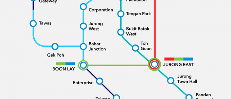 5 things you need to know about the Jurong Region Line (JRL